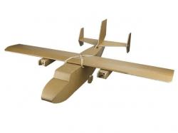 Flite Test Transportflugzeug Guinea Speed Build Kit, Might..