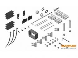 Kleinteilesatz Heron von Multiplex
