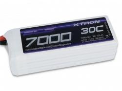 SLS XTRON 7000mAh 6S1P 22,2V 30C/60C LiPo-Akku