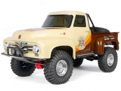 Axial 1955 Ford F-100 Truck Braun SCX10II 4WD RTR, RC-Mode..