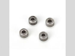 1.5x.4x2 Flanged Kugellagers (4) B450