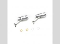 Alu Flybarless Rotorblatthalter:B450X