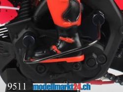 ZDRacing 9511 Sicherheitsbügel zu Motorrad 1:5