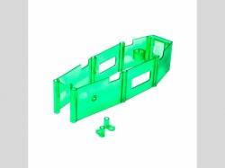 CONSPIRACY 220 Rahmenabdeckung grün