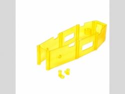 CONSPIRACY 220 Rahmenabdeckung gelb
