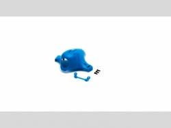 INDUCTRIX FPV Canopy, blau