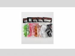 Vortex Pro Plastic Kit Black