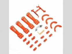 VORTEX 230 Plastic Kit Orange