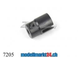 ZDRacing 7205 Übergangsstück Antrieb Rutschkupplung