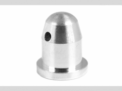 Spinnermutter - Abgerundet - M8x1.25 - Dia. 15mm - 1 St