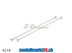 ZDRacing 6214 Zentrale Antriebswelle zu Modellen 1:16