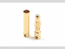 4.0mm Goldstecker Lang S+B 4x2