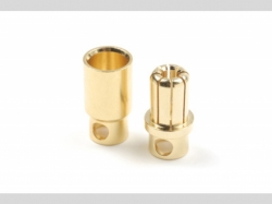 8.0mm Goldstecker S+B 4x2