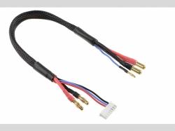 Lade- / Balancer-Kabel 5mm Bullit Ste cker 2S - Lader 6S X..