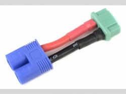 Power Adapterkabel - EC-3 Stecker  MPX Buchse - 14AWG Sili..