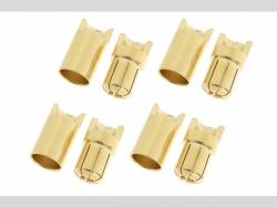 Steckverbinder 6.5mm S+B 4x2