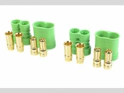 Steckverbinder CC 6.5 S+B 2 Paare