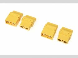 Steckverbinder XT-60PT S+B 2 Paare