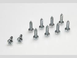 Linsen-Blechschraube 3,5X6,5 10x