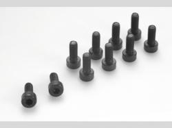 Zylinderschr. Sechskant M25X20 10x