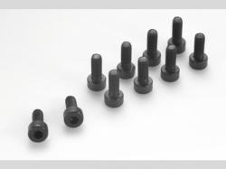 Zylinderschr. Sechskant M2X12 10x