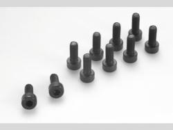 Zylinderschr. Sechskant M2X20 10x