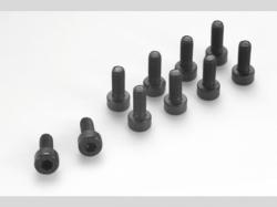 Zylinderschr. Sechskant M3X20 10x