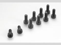 Zylinderschr. Sechskant M3X30 10x