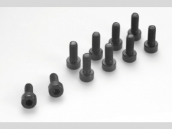 Zylinderschr. Sechskant M4X16 10x