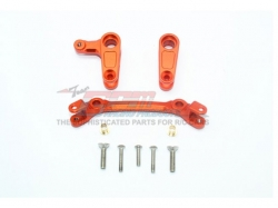 ALUMINUM STEERING ASSEMBLY Orange -10PC SET