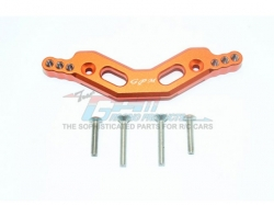 ALUMINUM FRONT DAMPER MOUNT Orange -5PC SET