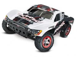 "Traxxas SLASH Racing EditioVXL Weiss ""On-Board Audio"" 2WD .."