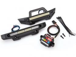 Traxxas 8990 LED-Lichtleiste, Heckleuchte inkl. Power Ampl..