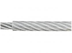 Bowdenzuglitze 0.5mm plastifiziert (5m)