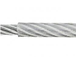 Bowdenzuglitze 1.0mm plastifiziert (5m)