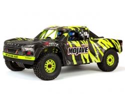Arrma Mojave BLX6S 4WD Schwarz/Grün RTR 1:8 Brushless D.Tr..