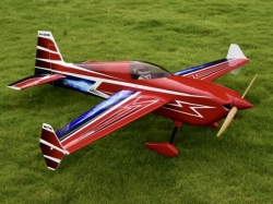 "Skywing Edge 540 V2 74"" 1.88m Rot/Blau ARF"