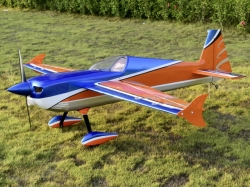"Skywing ARS 300 102"" 2.59m Blau/orange/Grau ARF"