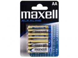 ENE Maxell Alkaline Batterien AA (1,5V) 4 Stk