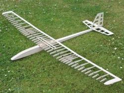 RBC Kits RES EAGLE Segler Holzbausatz - 200 cm