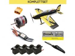 Komplettset Laser GB EPP Modell 106 cm