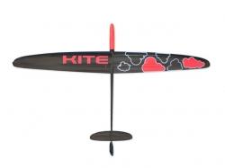 Kite CFK Pink PNP F3K/DLG 1490mm inkl. Schutztaschen