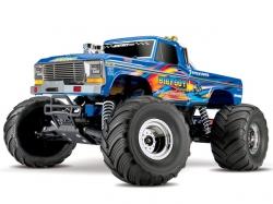 Traxxas BigFoot Nr.1 BlueX 1:10 RTR, RC-Modellauto