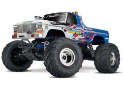 Traxxas BigFoot Nr.1 Flame 1:10 RTR, RC-Modellauto