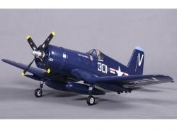 FMS F4U Corsair V2 PNP - 80 cm - Combo incl. Reflex Gyro S..