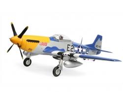 E-Flite P-51D Mustang 1.5m BNF Basic, RC-Modellflugzeug