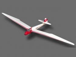 Royal-Model Gö Minimoa weiss 3.4m