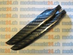 Haoye Carbon-Klapppropeller 11x6 TypII, handgefertigt