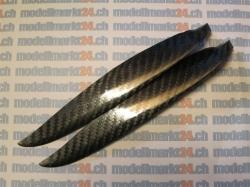 Haoye Carbon-Klapppropeller 16x8, handgefertigt
