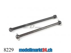 ZDRacing 8229 Vordere/Hintere Antriebswelle Mitte zu Buggy..